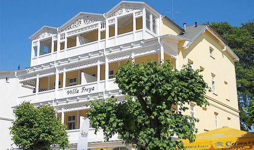 Villa Freya Sellin Wohnung Die  Bewertungen