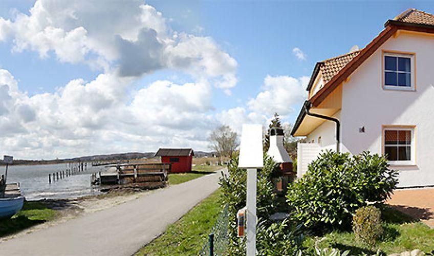 Haus Am See Im Ostseebad Sellin Wg 01
