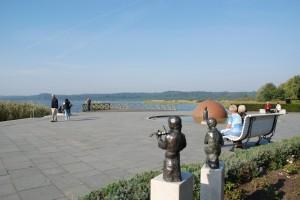 Strandpromenade im Ostseebad Binz