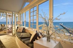 Luxusferien auf Rügen im Strandschloss Binz