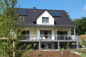 Ferienwohnung in der Casa Sellin auf Rügen