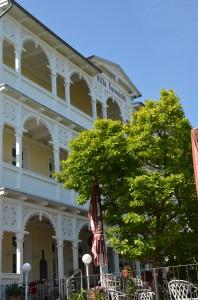 Villa Fernsicht in Sellin