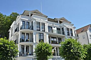 Traumhafte Villa Paula im Ostseebad Sellin