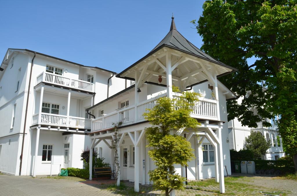 Villa Saxonia in Binz