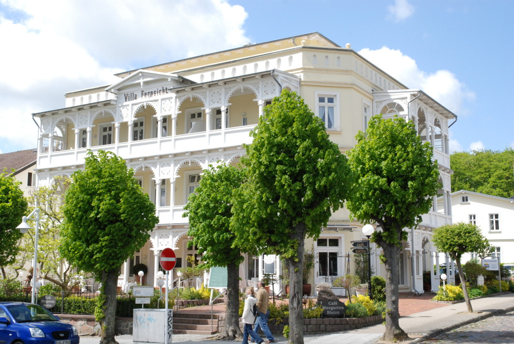 Villa Fernsicht Sellin