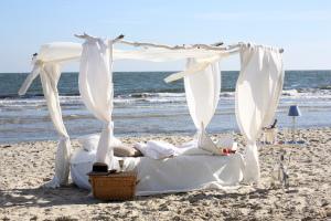 Himmelbett in bester Lage - perfekt für Ihre Hochzeitsnacht!