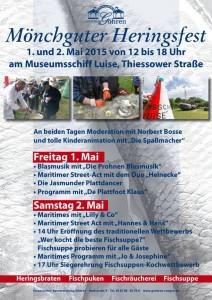 Plakat Kurverwaltung Göhren