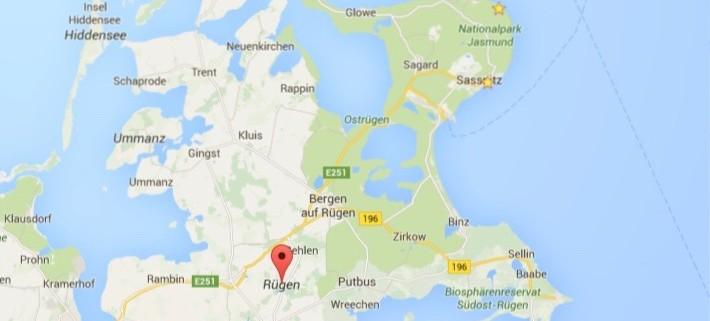 Unsere wunderschöne Insel Rügen
