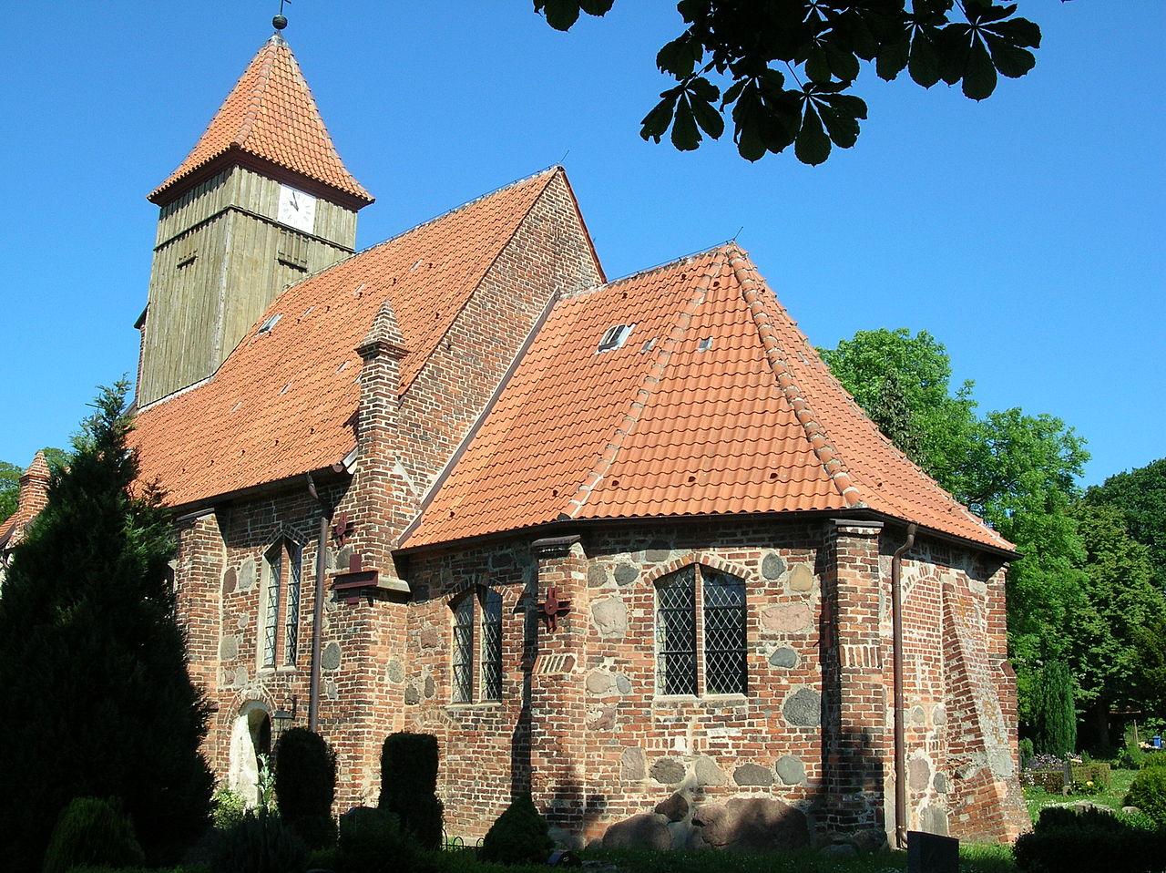 St.-Katharinen-Kirche in Middelhagen