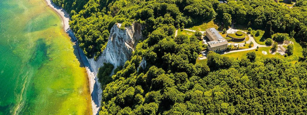 Luftaufnahme Nationalpark Königsstuhl