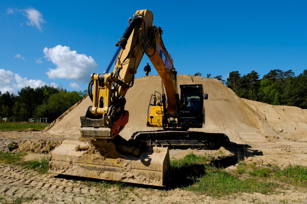 Weltrekordversuch beim Sandfest Rügen