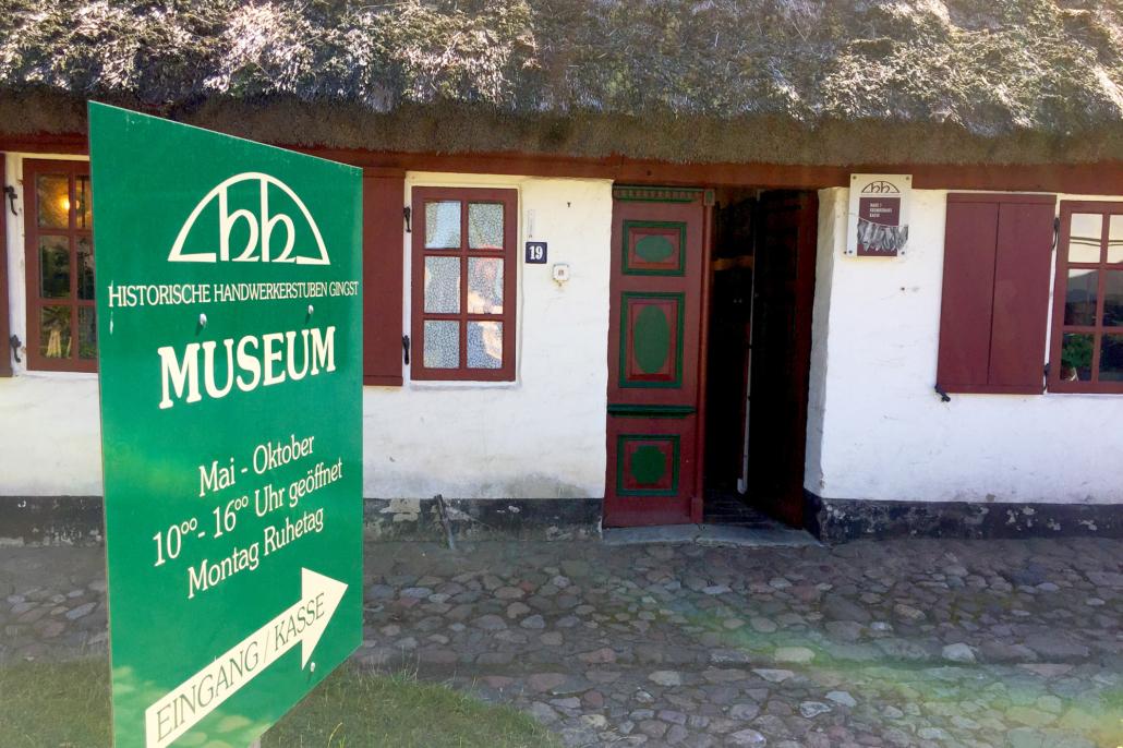 Gingst Museum | Reetdachhaus