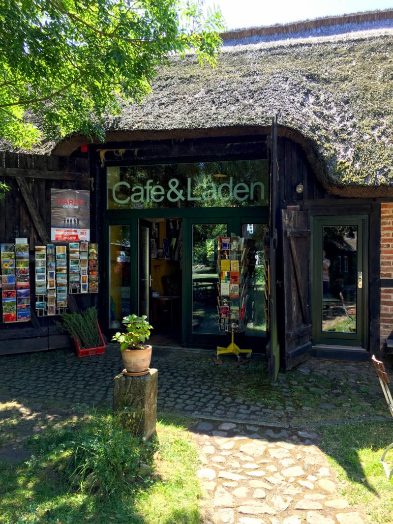 Café & Laden | Gingster Museumscafé