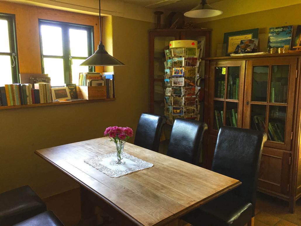 Hofladen und Café | Gingster Museumscafé