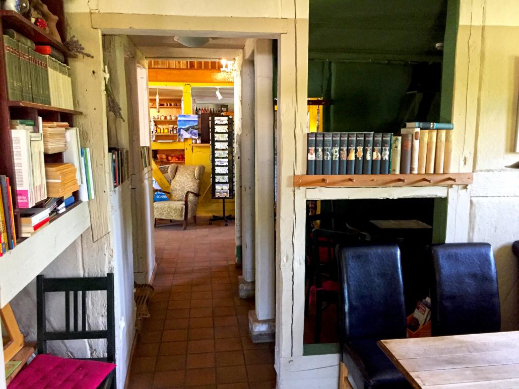 Hofladen und Café in einem | Gingster Museumscafé