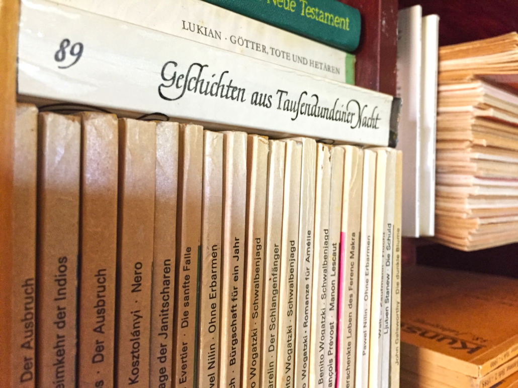 "Gingster Museumscafé: ""Geschichten aus Tausendundeiner Nacht"""