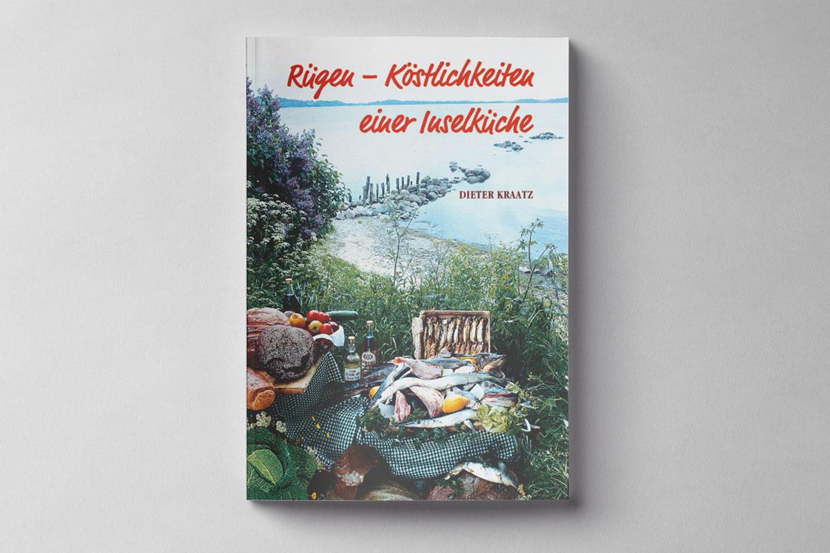 Buchcover: Rügen - Köstlichkeiten einer Inselküche
