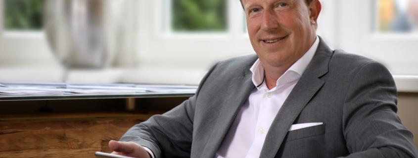 Alexander Schulz, Gründer und Geschäftsführer von Ostseeappartements Rügen