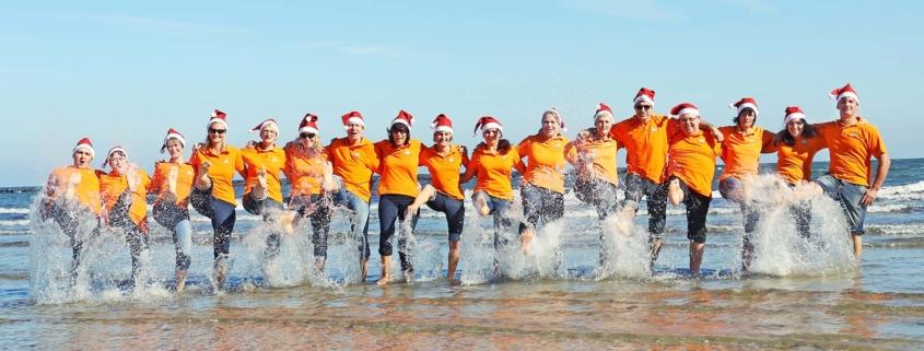 Einfach stark: das OAR-Team 2014