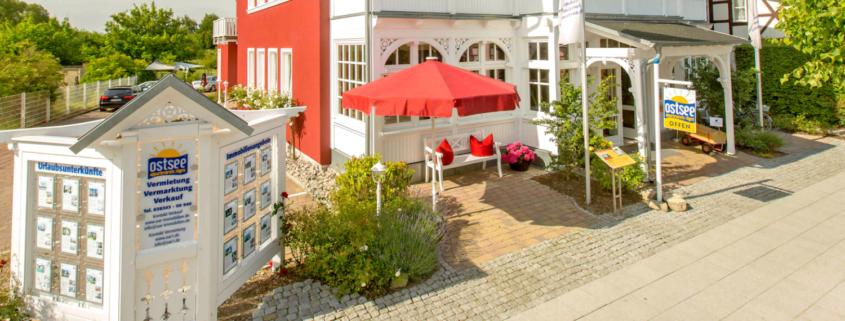 Villa To Hus in Sellin - Firmensitz von Ostseeappartements Rügen