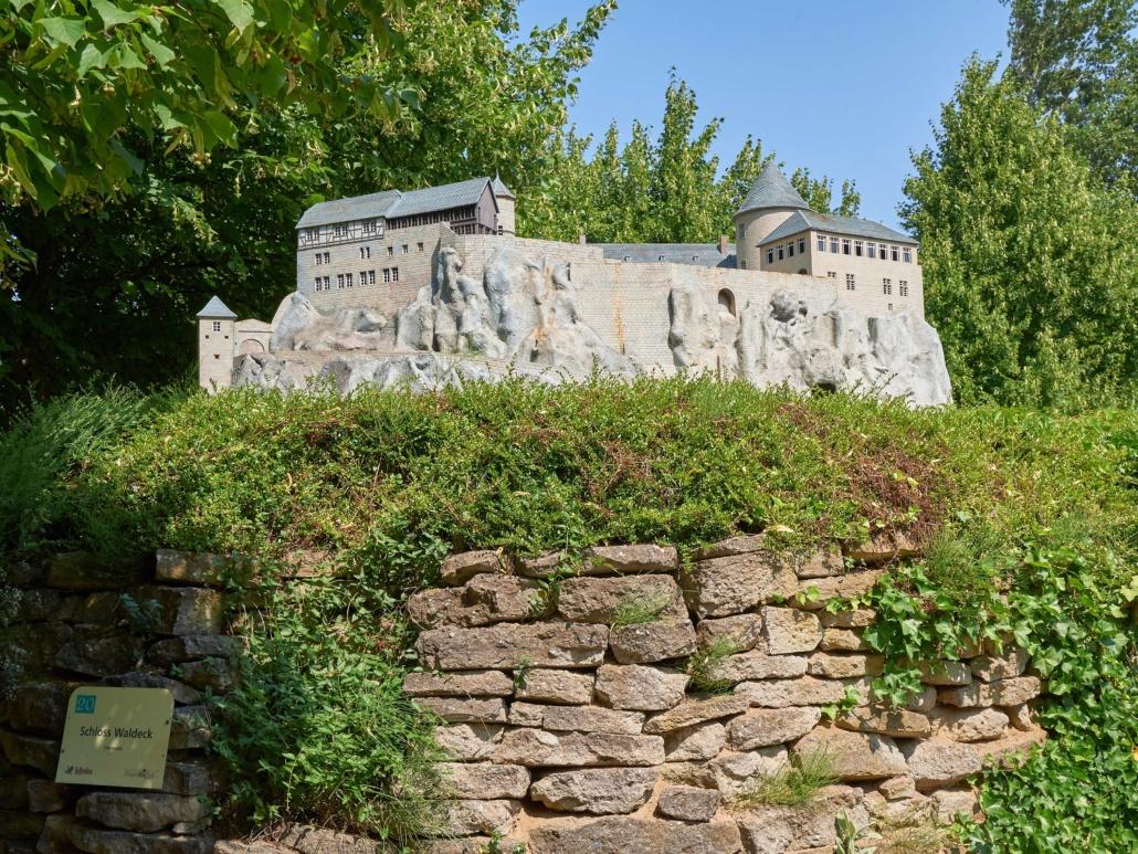 Schloss Waldeck | Rügenpark Gingst