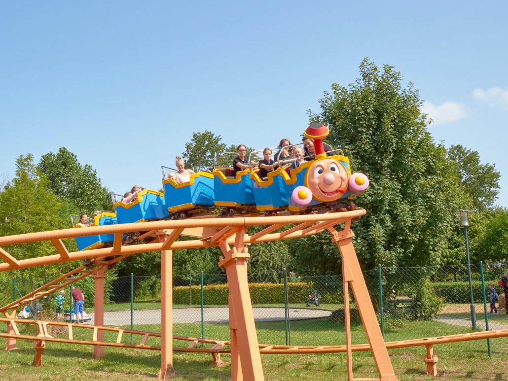 Spaßbahn im Rügenpark Gingst