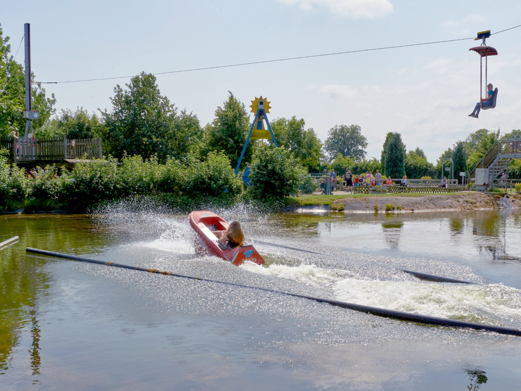 Wasserspaß im Rügenpark Gingst