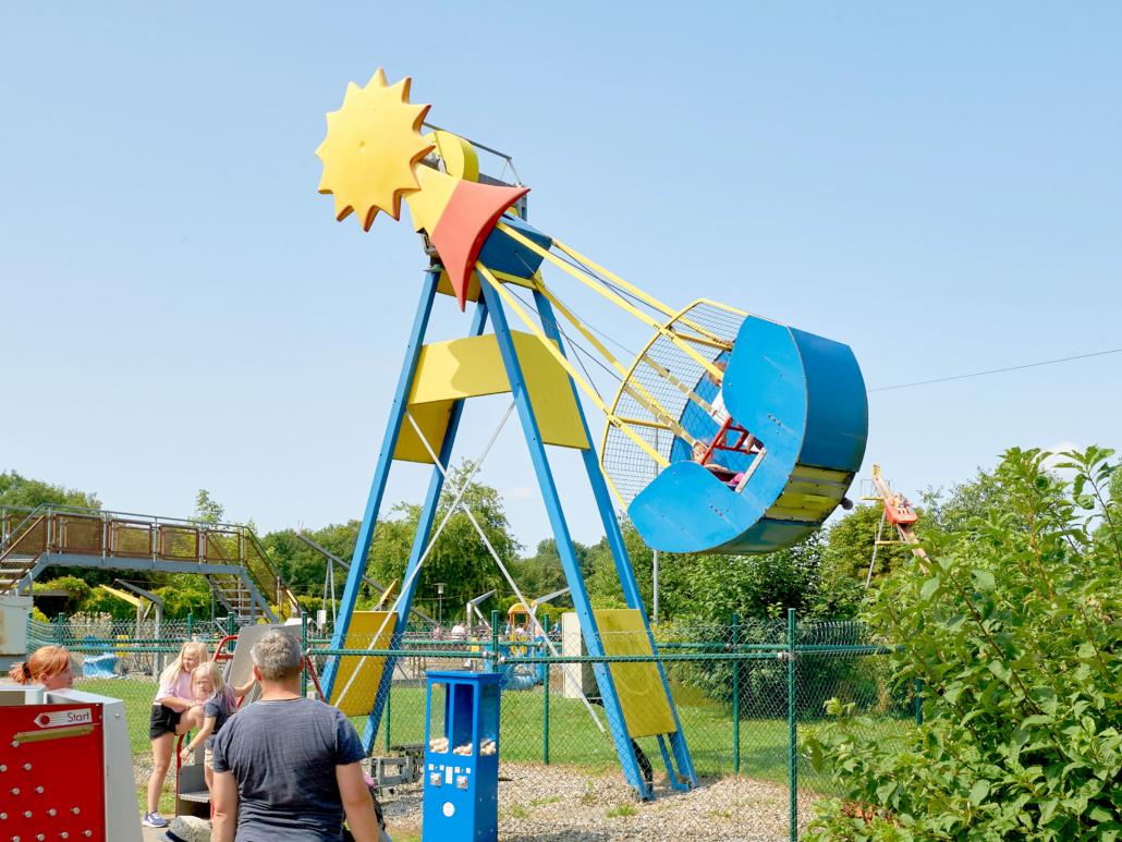 Spaß im Rügenpark Gingst