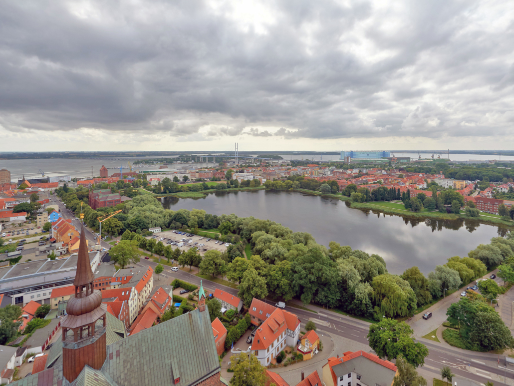 Ausblick von der Marienkirche-Stralsund_DSC6675 | (C) OAR_MP
