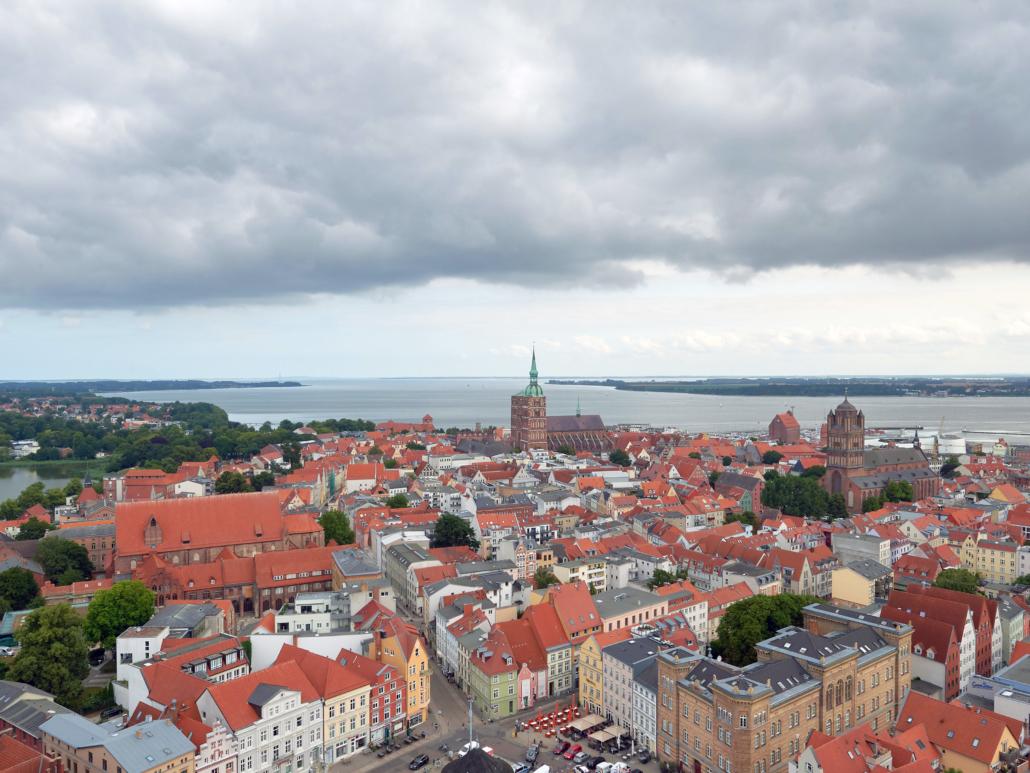 Ausblick von der Marienkirche-Stralsund_DSC6679 | (C) OAR_MP