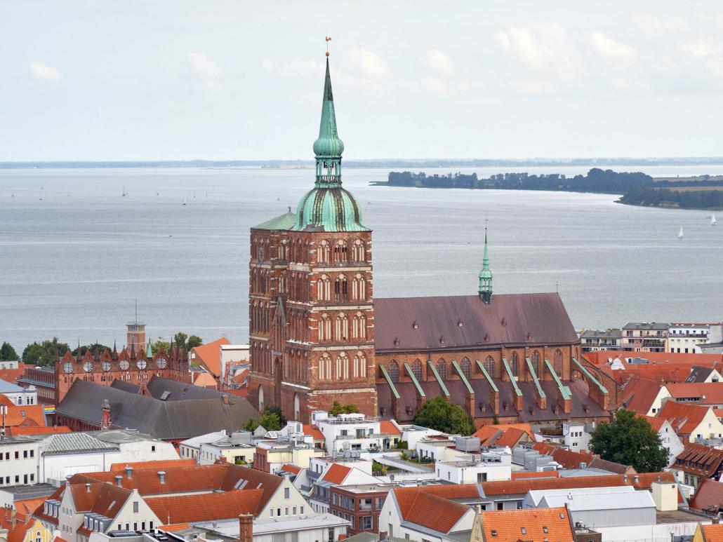 Blick auf die Nikolai-Kirche-Stralsund_DSC6689 | (C) OAR_MP