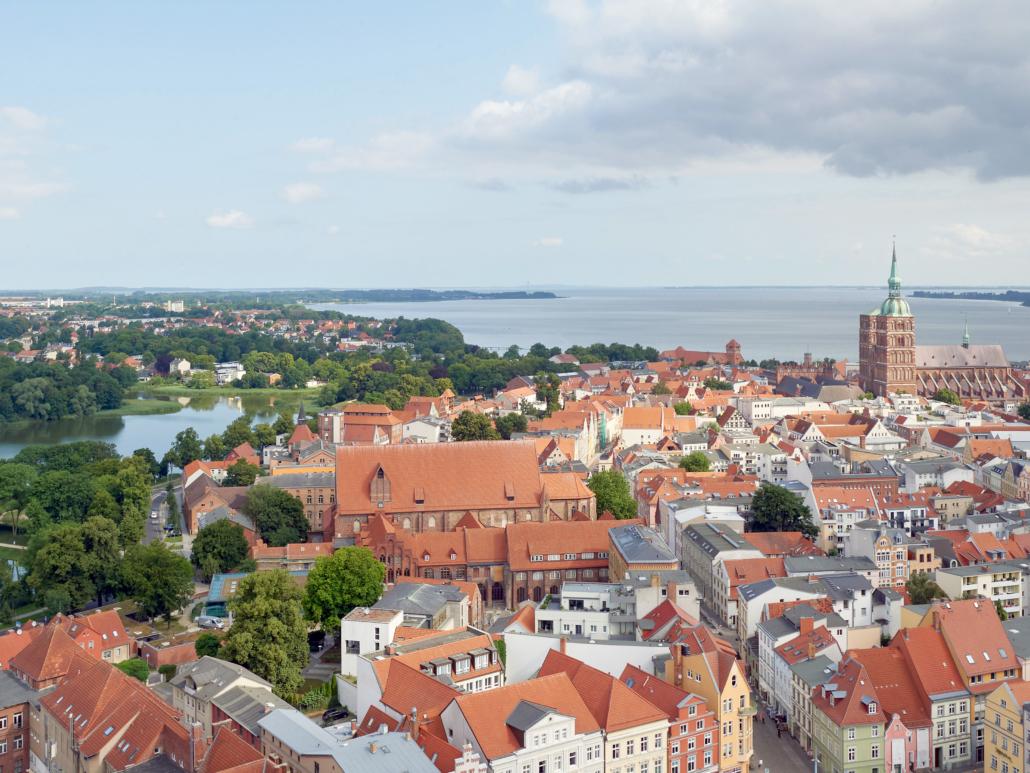 Ausblick von der Marienkirche-Stralsund_DSC6700 | (C) OAR_MP