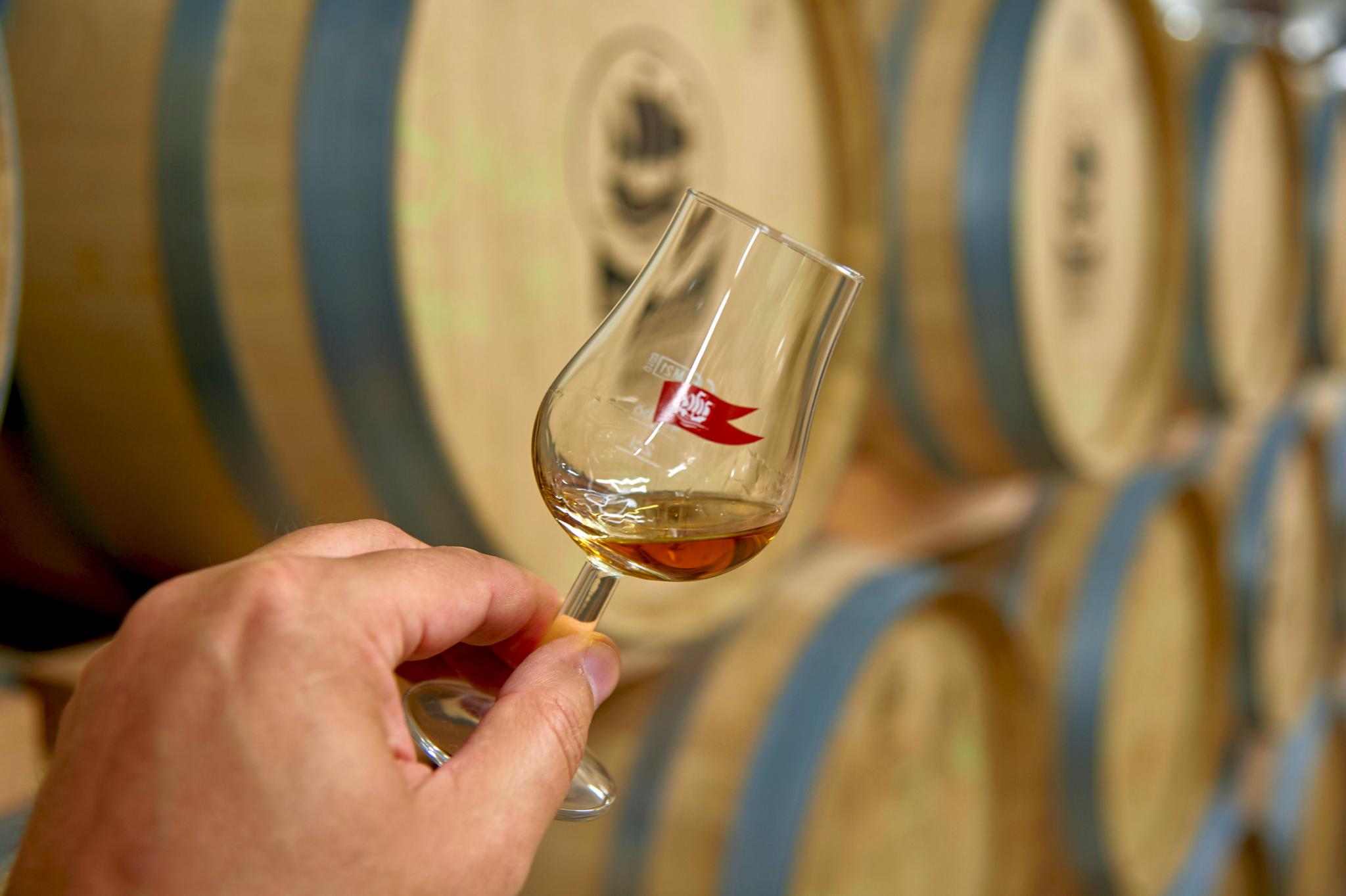 Single Malt Whisky aus der Störtebeker Brennerei.