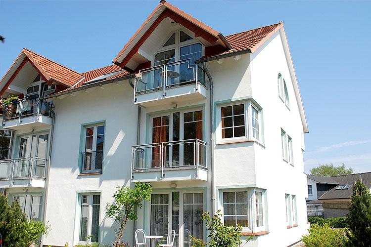 Haus granitzblick for Haus ruegen