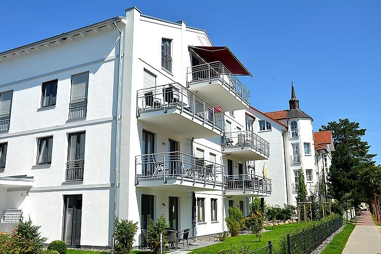 Residenz Margarete im Ostseebad Binz